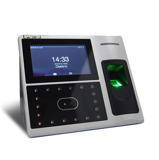 Face Recognition Biometric Attendance System - NexGen